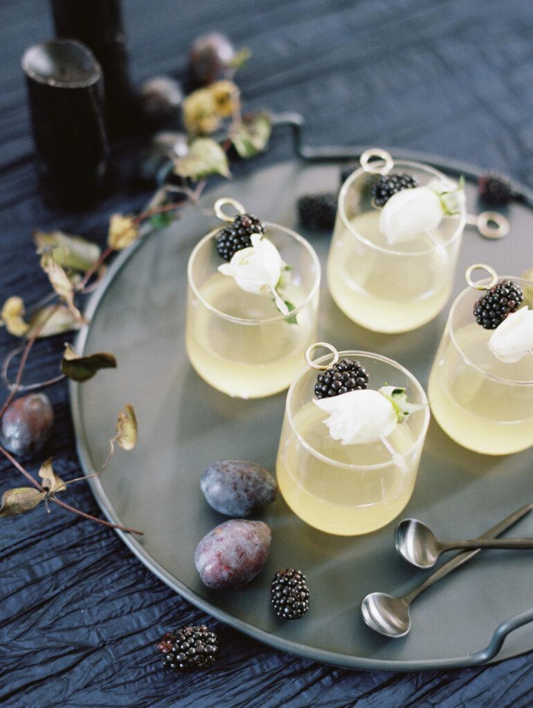 champagne-cocktail-easy-recipe-citrus-rosewater-mixer-fruit-garnish